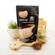 Nucifera, Organic White Coconut Sugar 250gr