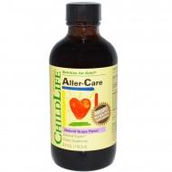ChildLife, Essentials, Aller-Care, Natural Grape Flavor (118.5 ml)