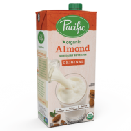 Pacific, Organic Almond Milk Original