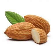 Natural Raw Whole Almond (1KG)