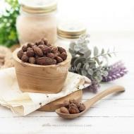 Almond Panggang Rasa Coklat (Roasted Almond Choco) 100gr
