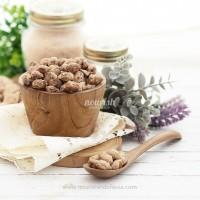Almond Panggang Rasa Madu (Roasted Almond Honey) 100gr