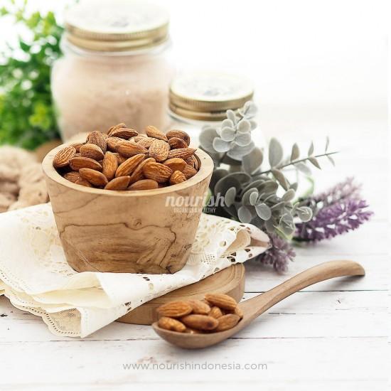Almond Panggang Rasa Susu (Roasted Almond Milk) 250gr