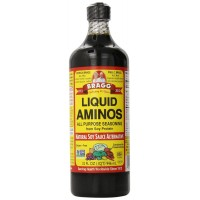 Bragg, Liquid Aminos, All Purpose Seasoning, Natural Soy Sauce Alternative (946 ml)