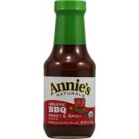 Annie's Naturals Organic BBQ Sauce Sweet & Spicy 340gr