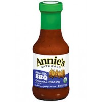 Annie's Naturals, Organic BBQ, Original Recipe Sauce, 12 oz (340 g)