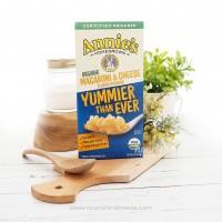 Annie's Homegrown, Organic Macaroni & Cheese, Classic Mild Cheddar, 6 oz (170 g)