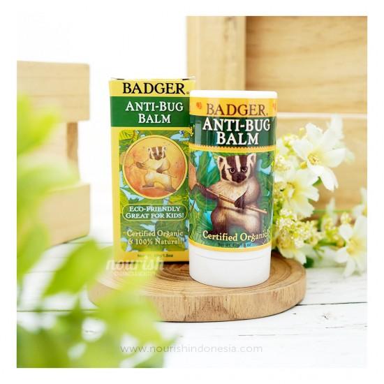 Badger Company, Anti-Bug Balm, 1.5 oz (42 g)