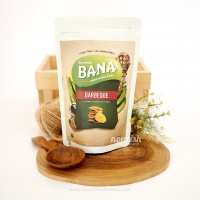 Barefood Bana Barbeque 50gr
