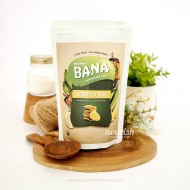 Barefood Bana Roasted Corn 50gr