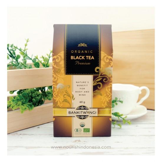 BankitWangi, Organic Premium Black Tea (Teh Hitam Organik)60gr