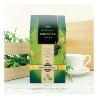 Bankit Wangi, Organic Premium Green Tea (Teh Hijau Organik)60gr
