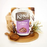 Barefood Kona Coconut Chips Chocolate 45 gr