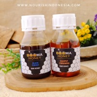 BeeMa Honey Black Forest/madu hitam / madu hutan / madu organik