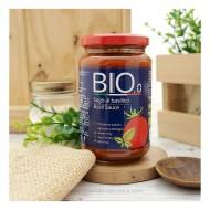 Bio, Organic Tomato Basil Sauces 340gr