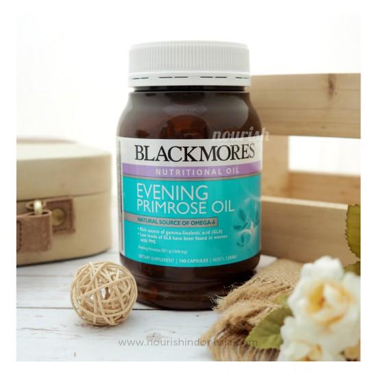 Blackmores Evening Primrose Oil isi 190 capsules