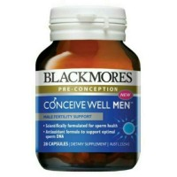 Blackmores Conceive Well Men 28 tab