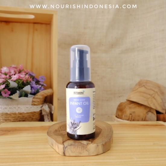 Botanina, Immune-Guard Infant Oil 60ml