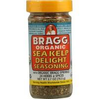 Bragg, Organic Sea Kelp Delight Seasoning, (76.5 g)