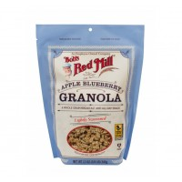 Bob's Red Mill Granola Apple Blueberry  340g
