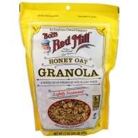 Bob's Red Mill, Honey Oat Granola, 12 oz (340 g)
