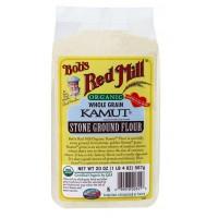 Bob's Red Mill Organic Kamut® Flour -- 20 oz (567 gr)