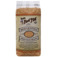 Bob's Red Mill, Red Lentils, 27 oz (765 g)