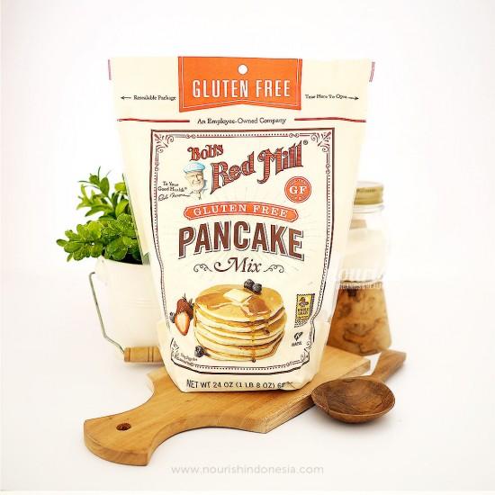 Bob's Red Mill, Pancake Mix, Gluten Free, 680 gr