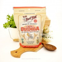 Bob's Red Mill, Organic Whole Grain Red Quinoa 369 gr