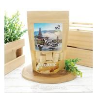 Cau Chocolate, Organic Raw Cacao Butter 200gr