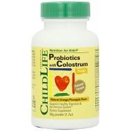 Childlife Probiotic with Colostrum Powder 50 gr