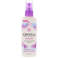 Crystal Body Deodorant, Crystal Body Deodorant Spray, 4 fl oz (118 ml)