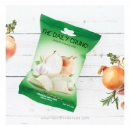 The Daily Crunch Garlic Onion 35gr