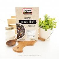 Explore Cuisine, Organic Black Bean Spaghetti 200gr