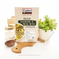 Explore Cuisine, Organic Edamame & Mungbean Fettuccine 200gr