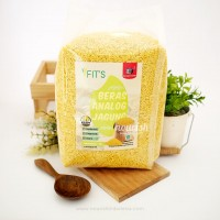 Fits Mandiri, Beras Analog Jagung NON GMO 2kg