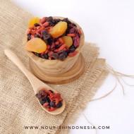 Fruit Delight (Campuran Buah Kering) 250 gr