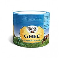 Organic Valley Purity Farms, Organic, Ghee, Clarified Butter, 212 g