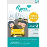 HYPEE PEE BAG - 5 Pcs (Kantong Urin Portable / Travel)