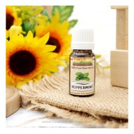 Happy Green Peppermint Essential Oil 10 ml