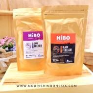 Hibo, Organic Coffee Black Italian 100gr