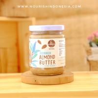 Sincere, Almond Butter Vanilla Chai (Selai Kacang Almond) 225gr