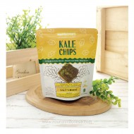 Sunkrisps, Kale Chips Salt Cheese 20gr