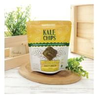 Sunkrisps, Kale Chips Salt Cheese 20gr