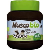 Nuscobio, Organic Dark Chocolate Spread 400g