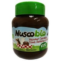 Nuscobio, Organic Hazelnut Chocolate Spread 400g