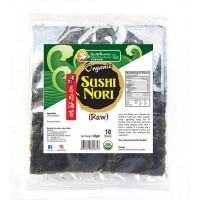 Healthy Paradise, Organic Raw Sushi Nori 23gr