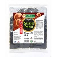 Healthy Paradise, Organic Roasted Sushi Nori 23gr