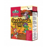 Orgran, Outback Animals Chocolate Cookies (175gr)