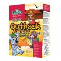 Orgran, Outback Animals Vanilla Cookies (175gr)